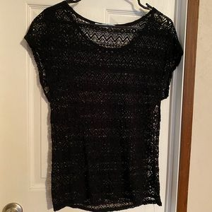 Maurices Lacey Blouse
